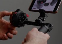 Check Out This Dope Compact Wireless Camera Monitor and Follow Focus Rig