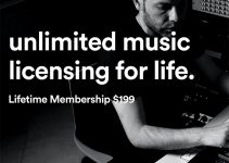 Audiio Launches a Lifetime Music Licensing Membership