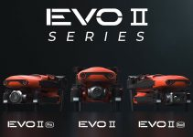 Autel Introduces the EVO II Series of Drones Shooting up to 8K Video and Stills