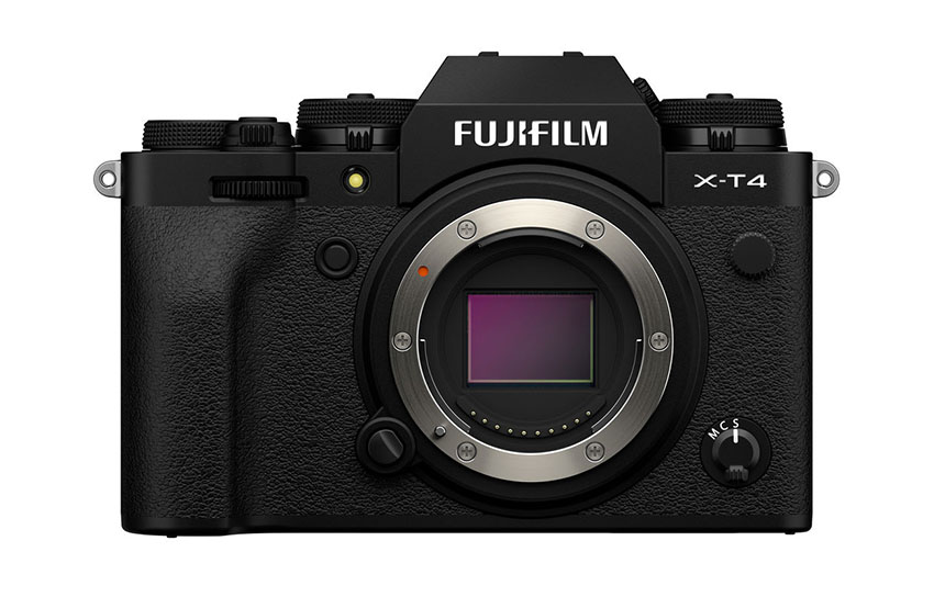 Fuji X-T4 Officially Announced - DCI 4K60p Video, 5-Axis Image Stabilization, and More