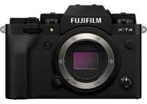 Fuji X-T4 Officially Announced – DCI 4K60p Video, 5-Axis Image Stabilization, and More