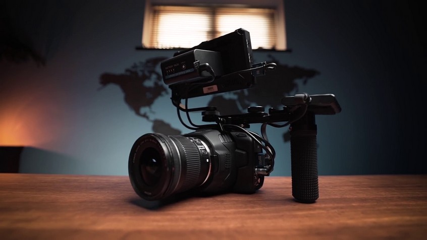Check Out This Dope And Super Simple Bmpcc 6k Rig 4k Shooters