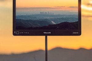 Meet SmallHD 2403HB – the World's Brightest 24-inch Production Monitor