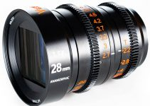 Vazen Rolls Out 28mm T/2.2 1.8x Budget Anamorphic Lens