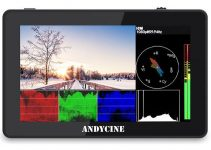 ANDYCINE A6 Plus V2 Field Monitor Announced