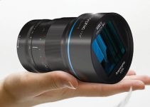 Sirui 50mm f/1.8 Anamorphic Lens Begins Shipping in April 2020 Selling for $699