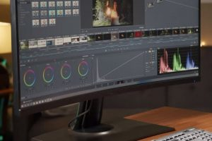 Closer Look at the ViewSonic VP3481 Ultra-Wide Monitor for Creative Professionals