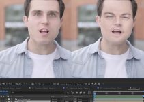 Face Replacement in After Effects Using a Still Image