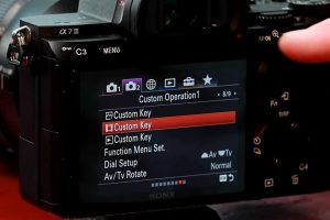 The Best Sony A7III Settings for Shooting Video