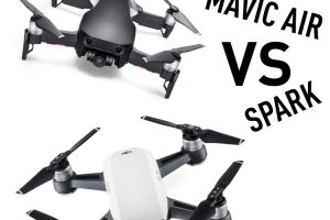 Mavic Air vs Spark – Which One is Right for You?