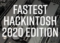 Building the World's Fastest Hackintosh in 2020