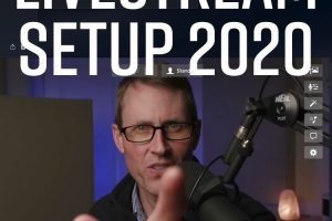 Building a Livestream Setup for YouTube in 2020