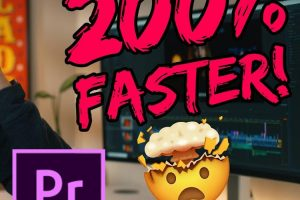 Get Faster Exports in Adobe Premiere Pro with NVIDIA NVENC