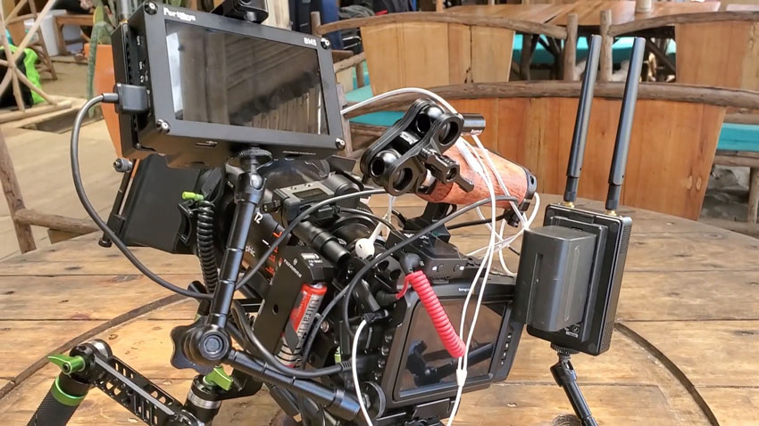 Hollyland Mars 400s  video transmission systems-cine accessories