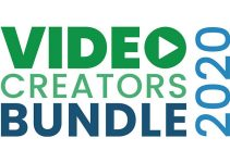 The 5DayDeal Complete Video Creators Bundle Sale 2020 is Extended with 8 Hours!