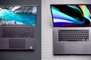 Dell XPS 15 9500 vs MacBook Pro 16 for Video Editing