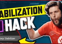 Check Out This Dope Stabilization Hack in Premiere Pro
