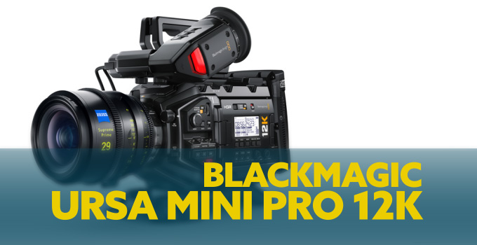 What Makes the URSA Mini Pro 12K So Special?