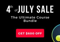 4th of July Sale! Get the Ultimate Resolve 16 Course Bundle for just $97!