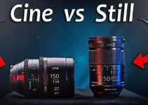 What are the Differences Between Cine and Stills Lenses?