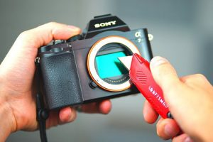 How Scratch-Proof is a Sony Mirrorless Sensor?