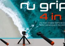Meet Nu Grip 4 in 1 – the World's First Floating Grip and Tripod
