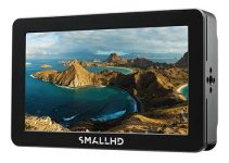 SmallHD Rolls Out Focus Pro 5″ Rugged Touchscreen Monitors with RED Komodo Support