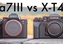 Sony A7III or Fuji X-T4 – Which One to Pick?