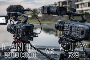 Canon C300 III vs Sony FX9 Side by Side Comparison