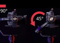 Check Out This Crane 2S Gimbal Rear Roll Motor Hack