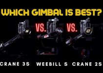 Weebill S vs Crane 3S vs Crane 2S – Which is Right for You?