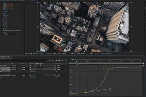 Advanced Speed Ramping in After Effects 2020