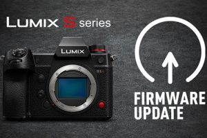 Panasonic to Release S1, S1H, and S1R Firmware Updates