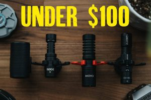 Deity D4 Duo vs Rode VideoMicro vs Sennheiser MKE 200 vs Movo – Which is the Best Mic Under $100