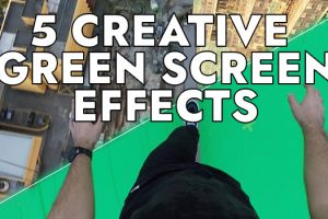 Check Out These 5 Creative Green Screen Effects