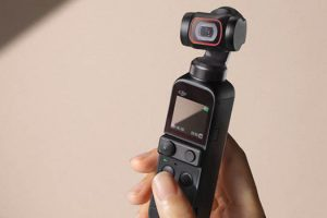 DJI Pocket 2 Shoots 4K Video Up to 60fps and Takes 64MP Stills