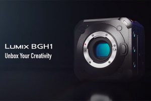 Panasonic LUMIX BGH1 is Now Officially a Netflix Approved Camera