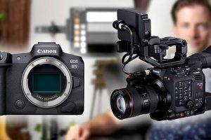 Canon R5 vs EOS C300 III – High ISO, Dynamic Range and Sharpness Comparisons