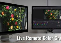 Live Remote Color Grading by Fastvideo