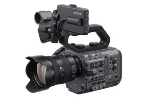 Meet the Sony PXW FX6 – a Compact Full Frame Cine Camera That Shoot 4K Video Up to 120fps