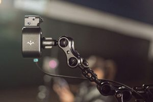 Teradek Adds TOF.1 Rangefinder to RT Wireless Lens Control Systems