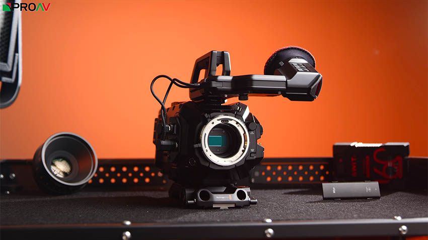 Ursa Mini Pro 12k Raw Workflow Data Rate And Resolutions 4k Shooters
