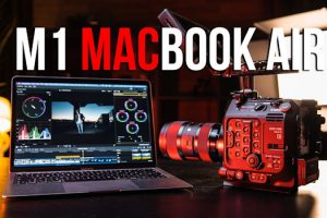 Can the M1 MacBook Air Handle Canon Raw?