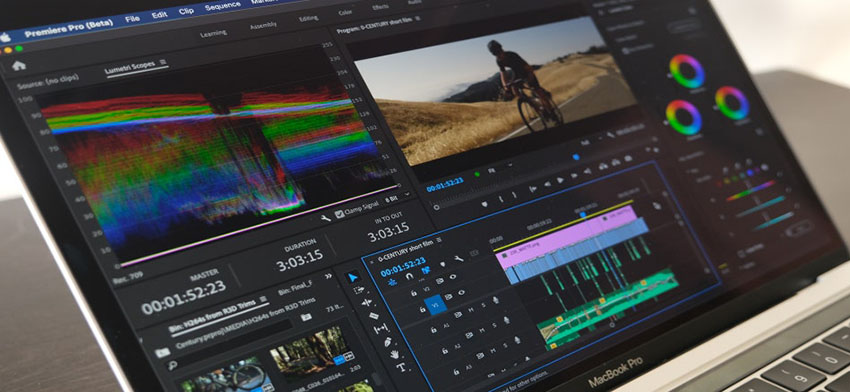 Adobe Premiere Pro, Premiere Rush, and Audition Get Apple M1 Support | 4K Shooters