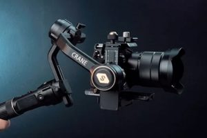 Zhiyun Crane 2S and Weebill S are Now Much Better Gimbals