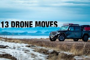 13 Drone Moves to Fly Like a Pro