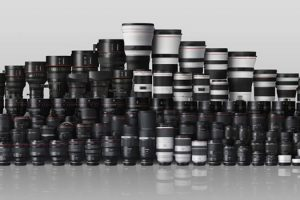 Canon Passes a Major Milestone – 150 Million Interchangeable RF And EF Lenses Produced