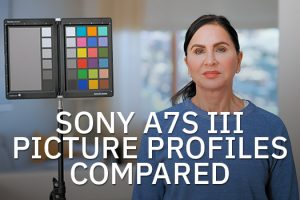 Side-by-Side Comparison of All Sony a7S III Picture Profiles