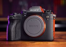 Closer Look at the Sony Alpha 1