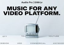 Audiio.com Launches New Website and Universal Licensing